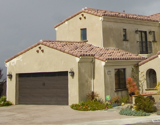 Concrete Tile Roofs Roofing San Diego