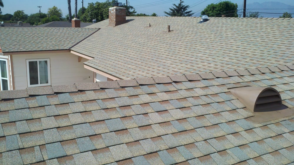 Composition Shingle Roofs Roofing San Diego